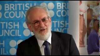 David Crystal - What do you most enjoy about the English language?