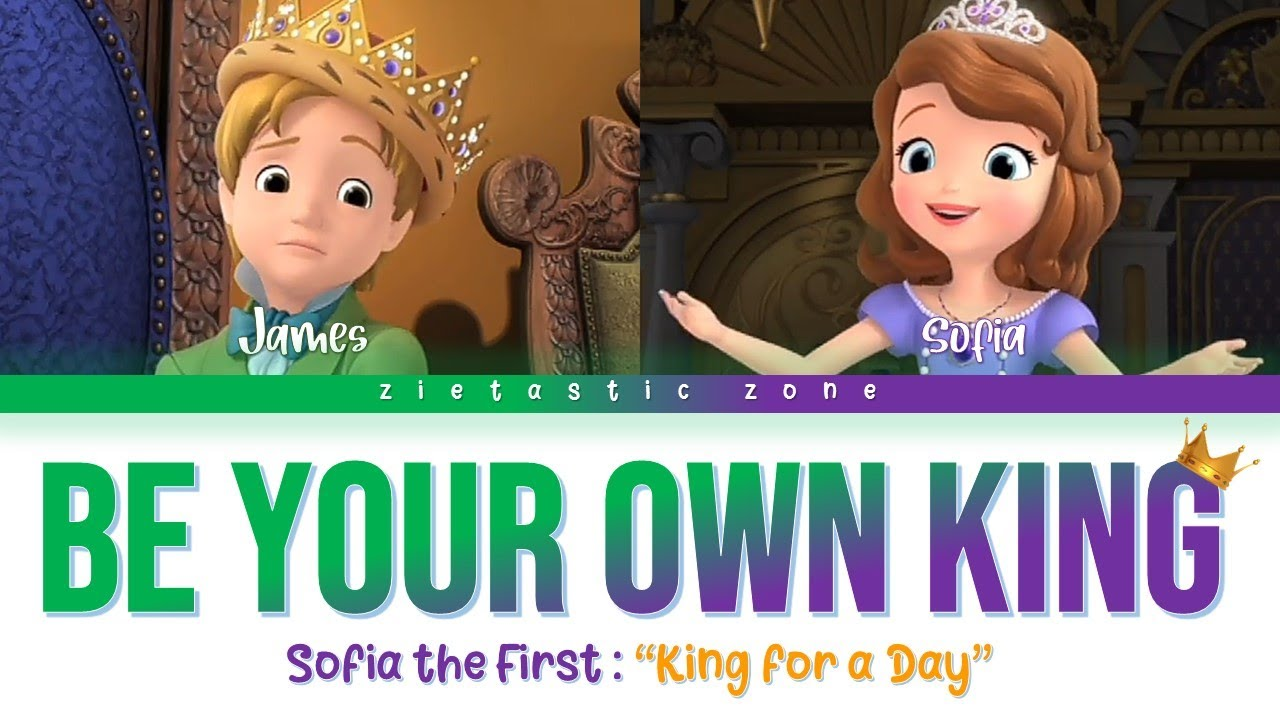 """Download Be Your Own King - Color Coded Lyrics 