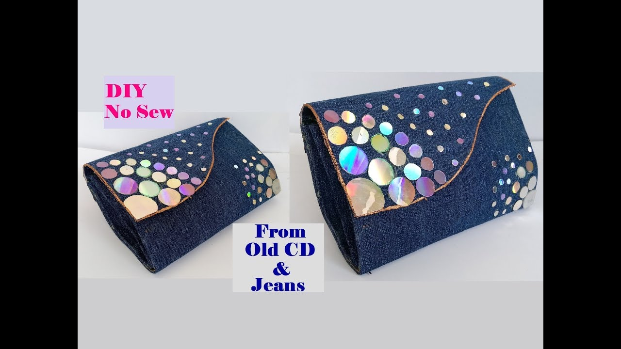 Create a clutch with your own hands 23