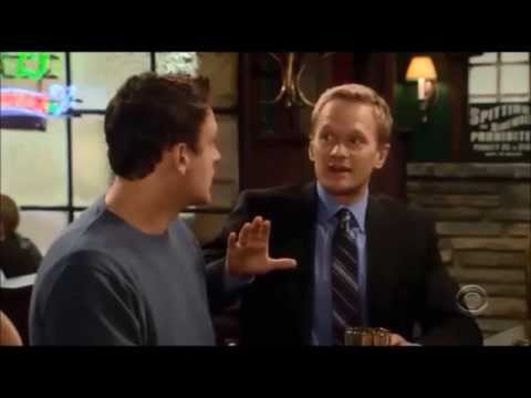 Barney Stinson - Wait For It Compilation from How I Met Your Mother