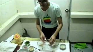 ยำไข่เค็ม-egg Yolk Salad By Phere