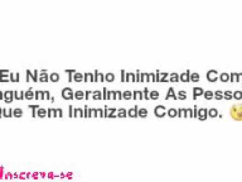 Frases De Indireta Para O Boy Inimiga 2 Youtube