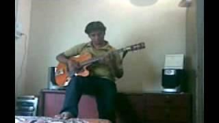 Shukran Allah Kurbaan guitar chords cover
