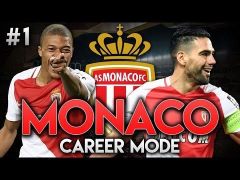 FIFA 17 | Monaco Career Mode | Episode 1 | NEW PLAYERS!