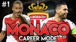 FIFA 17 | Monaco Career Mode | Episode 1 | NEW PLAYERS!