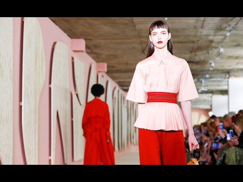 Roksanda | Spring Summer 2017 Full Fashion Show | Exclusive