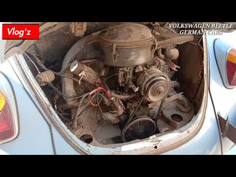 Volkswagen 1966 Model Foxy Full Detailed Review