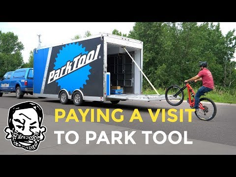 Visiting Cycling's Largest Tool Company | Park Tool