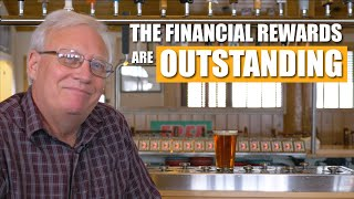 The Financial Rewards are Outstanding | Bottoms Up Review | Adventures Restaurant