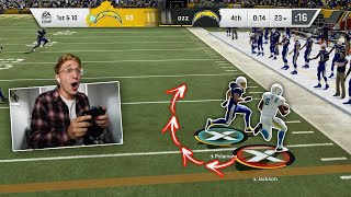 Golden Ticket Lamar is BUSTED... Wheel of MUT! Ep. #75