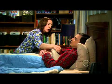 Sheldon's Mom Singing Soft Kitty - The Big Bang Theory