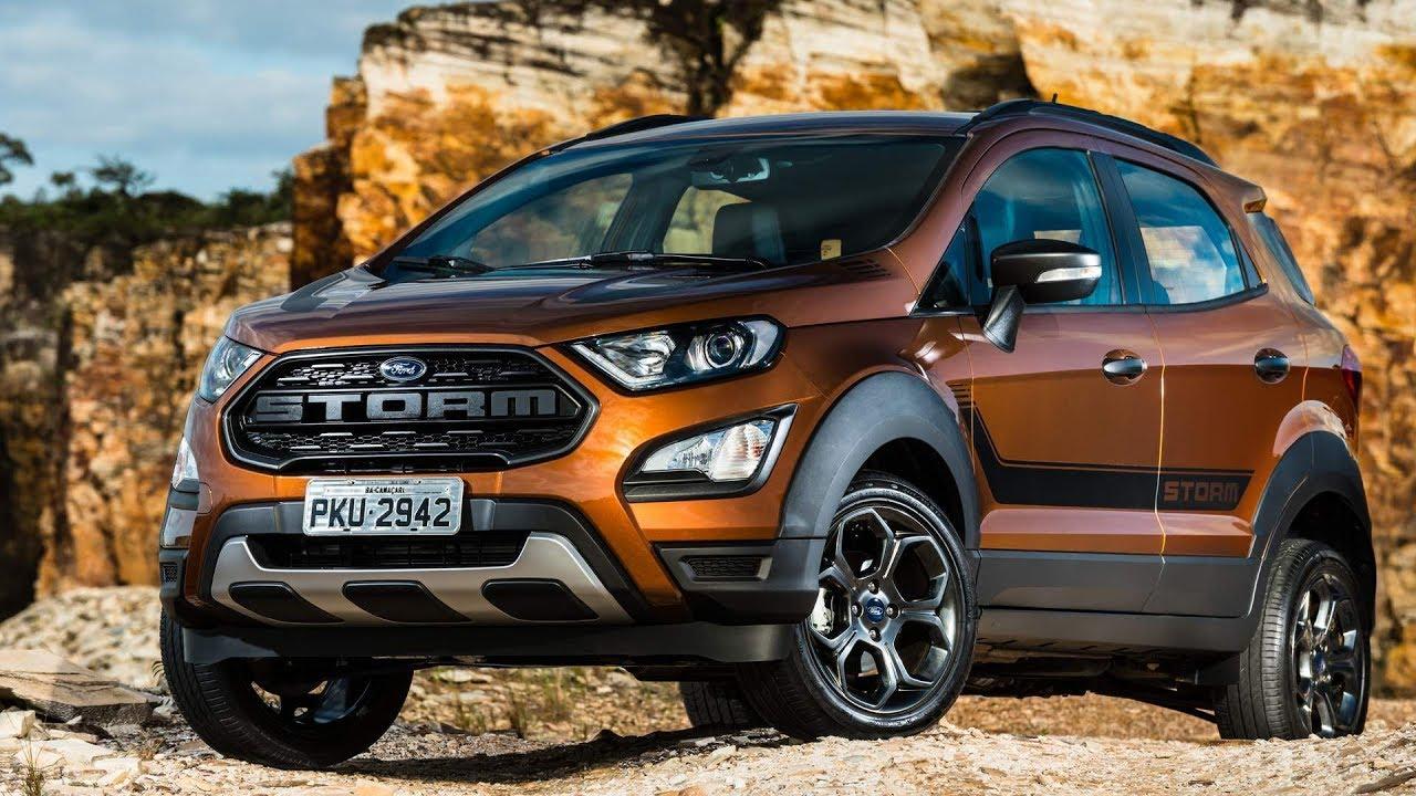 Ford Ecosport 2018 Storm 4x4 Automatico Preco Consumo E Detalhes