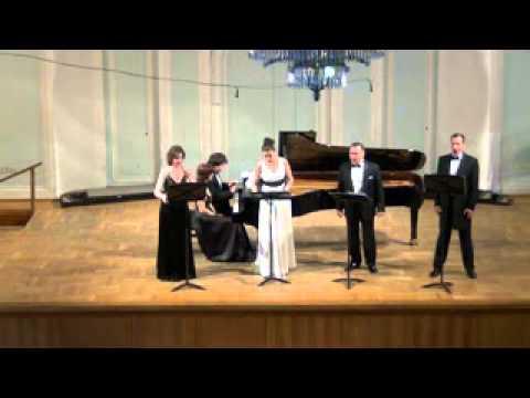 Brahms Neue Liebeslieder Waltzes, Op.65 15 Zum Schluss