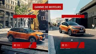 Peugeot 2008 vs Renault Captur : le duel en chiffres
