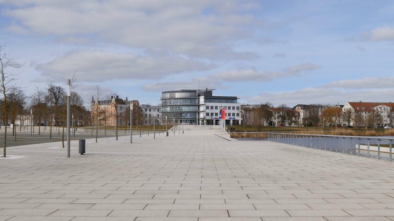 Schwerin Bertha Klingberg Platz