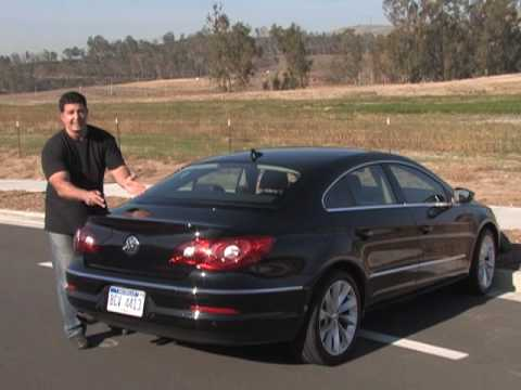 2009 volkswagen passat cc review by ron doron youtube. Black Bedroom Furniture Sets. Home Design Ideas