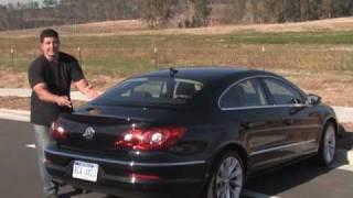 видео Volkswagen Passat CC (Фольксваген Пассат СС), 2.0, Бензин, АМТ, 2012, отзывы владельца об автомобиле