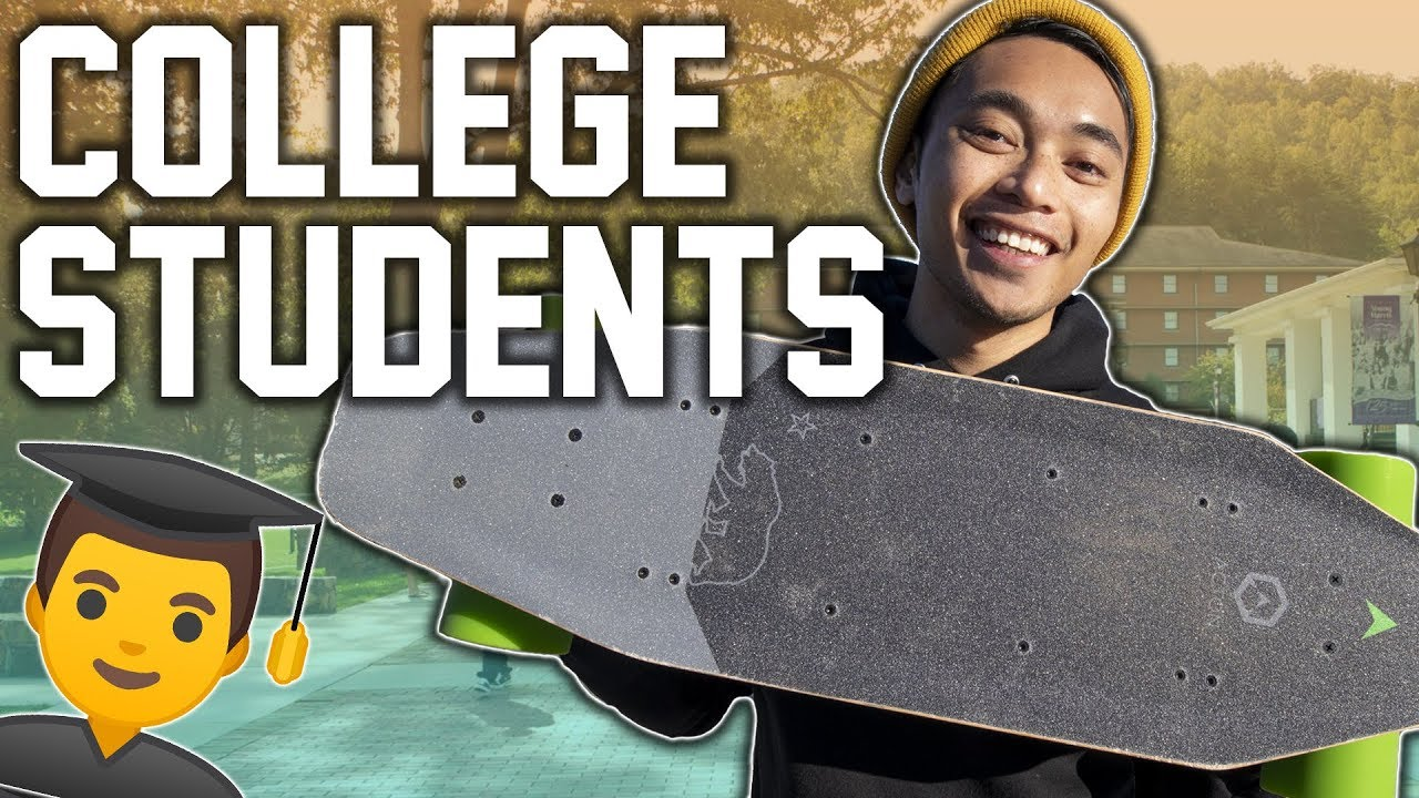 Best Electric Skateboard For College 2019 Youtube Dynacraft surge electric skateboard, black/green with triple 8 helmet and pad set : best electric skateboard for college 2019