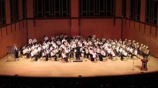 2015 prairie point 7th grade winter band concert black forest overture