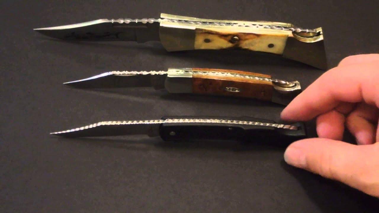 youtube case knives