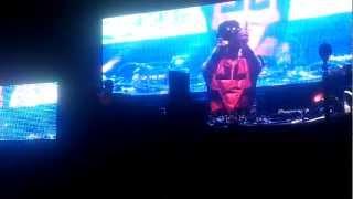Laidback Luke EDC Las Vegas 2012 FULL SET 4/4