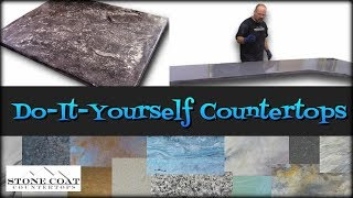 Do-It-Yourself Countertops
