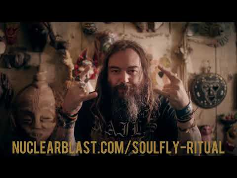 SOULFLY - New Album: Ritual (OUT WORLDWIDE)