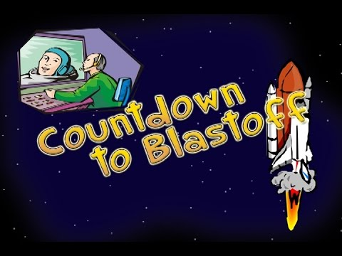 Counting Down  Counting Down from 10  Countdown to Blastoff  Educational Songs  Jack Hartmann