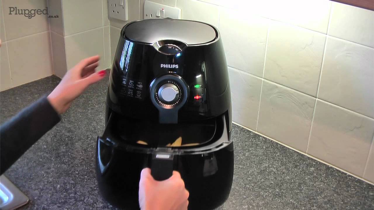 philips airfryer review youtube rh youtube com philips airfryer - hd9220/40 manual Philips Airfryer Baking Pan