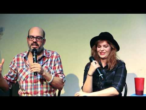 David Cross & Amber Tamblyn  Pt. 1 — Running Late with Scott Rogowsky