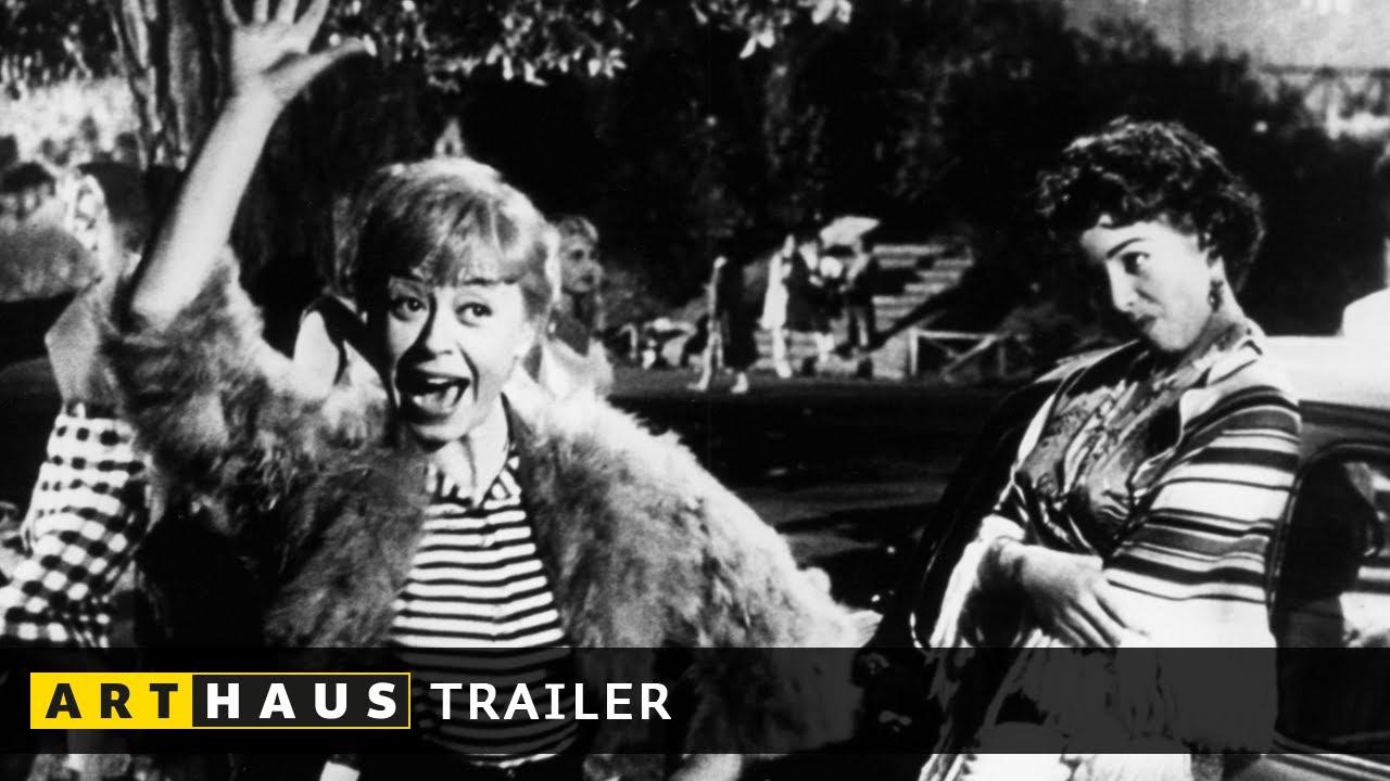 DIE NÄCHTE DER CABIRIA   Trailer / Deutsch   Federico Fellini   ARTHAUS