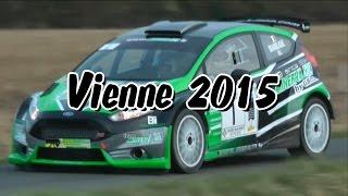 Vidéo Rallye de la Vienne 2015