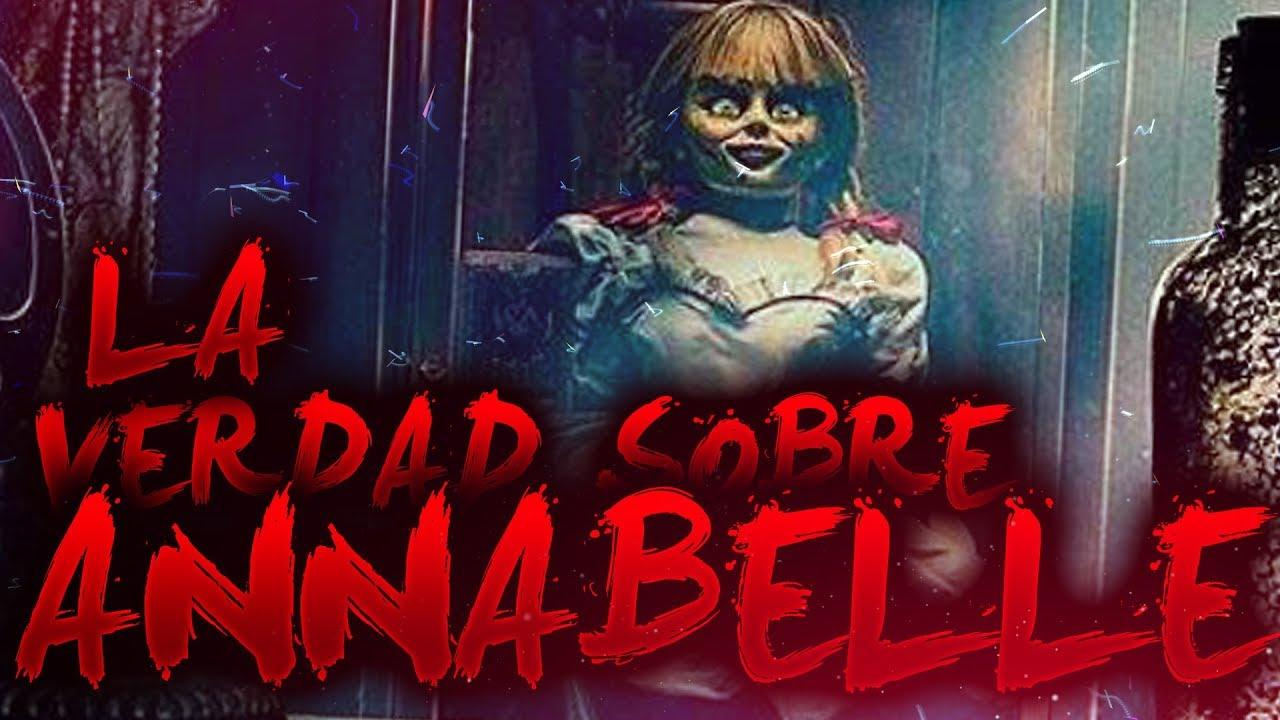 La verdadera historia de Annabelle