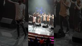 Tye Tribbett-work it out. Watch till the end
