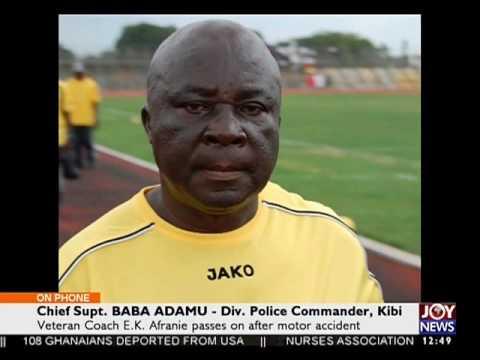Ghana Loses a Gem - Sports Today on Joy News (9-11-16)