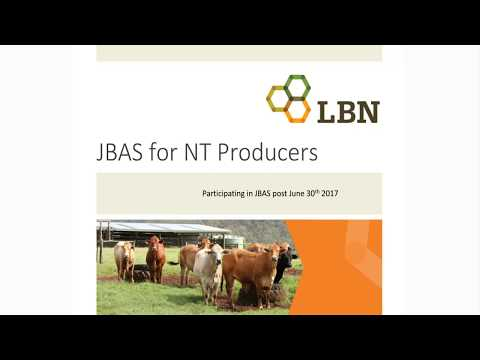 J-BAS in the Northern Territory