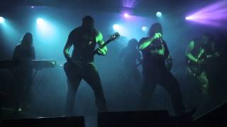 Faal - The Clouds Are Burning [HD] Live @ Dutch Doom Days XI, 2012/10/21