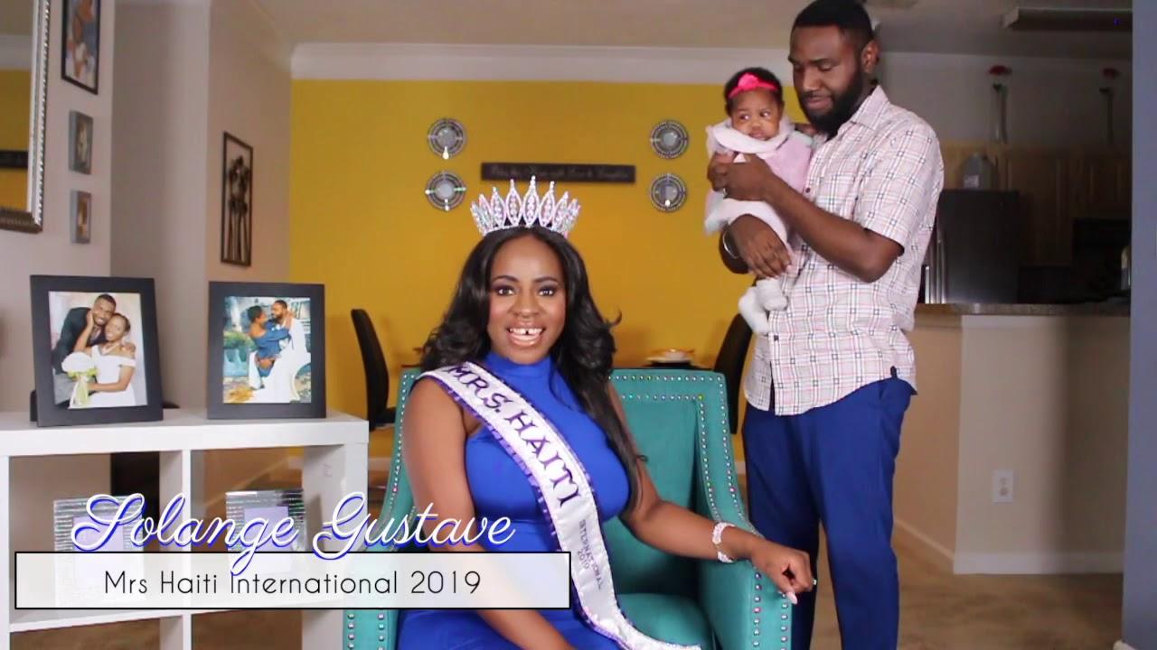 Mrs Haiti International 2019 - YouTube