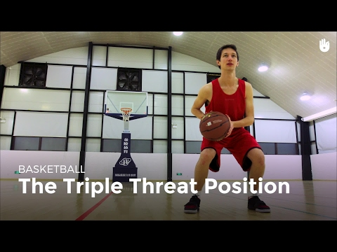 The Triple Threat Position | Basketball