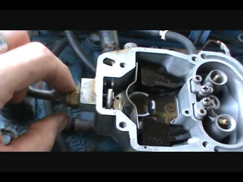 Stromberg Carburetor Diagram Harbor Breeze Fan Wiring Diagrams 318 Plymouth Repairs - Youtube