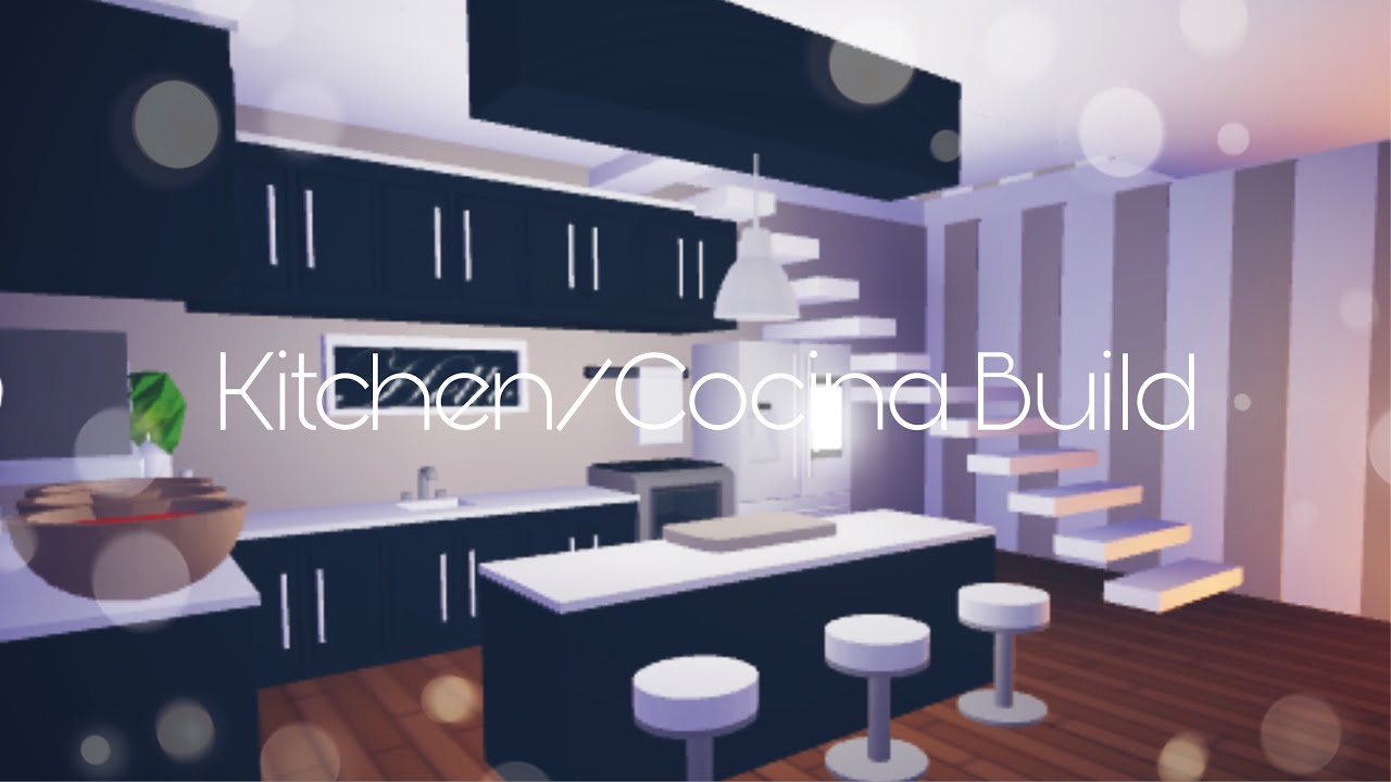 Adopt Me Kitchen Build Mushroom Home Youtube Home Roblox Cute Room Ideas Simple Bedroom Design