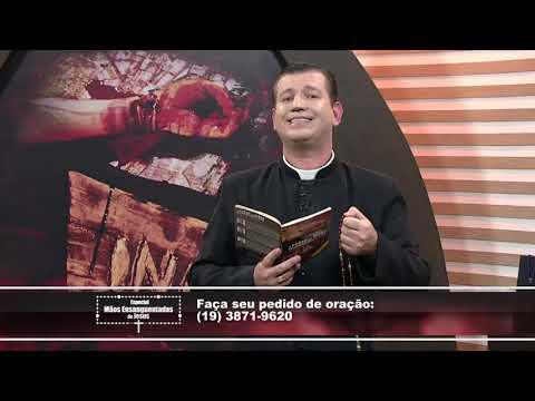 Especial Mãos Ensanguentadas de Jesus - 22/11/2018 - B2