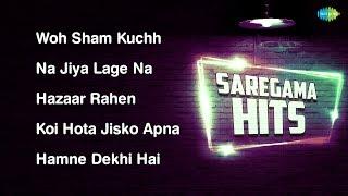 Woh Sham Kuchh | Na Jiya Lage | Hazaar Rahen | Koi Hota Jisko | Hamne Dekhi Hai