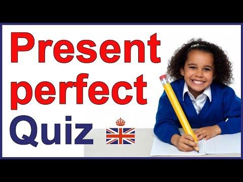 present-perfect-and-past-participles---quiz