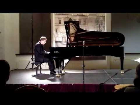 Kevin Kenner performs F. Chopin Mazurkas @ M. K. Čiurlionis Music Festival 2015