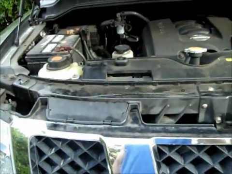 Easy Headlight Replacement Non Hid For Nissan Armada