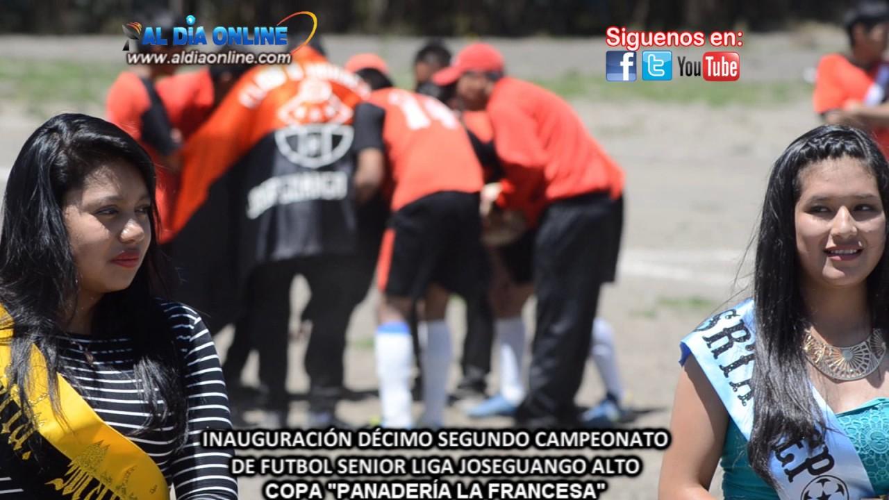 cc67b3bcb ELECCION SEÑORITA DEPORTES LIGA JOSEGUANGO ALTO - YouTube