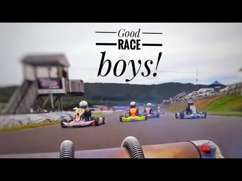 onboard racing kart sport Wellington