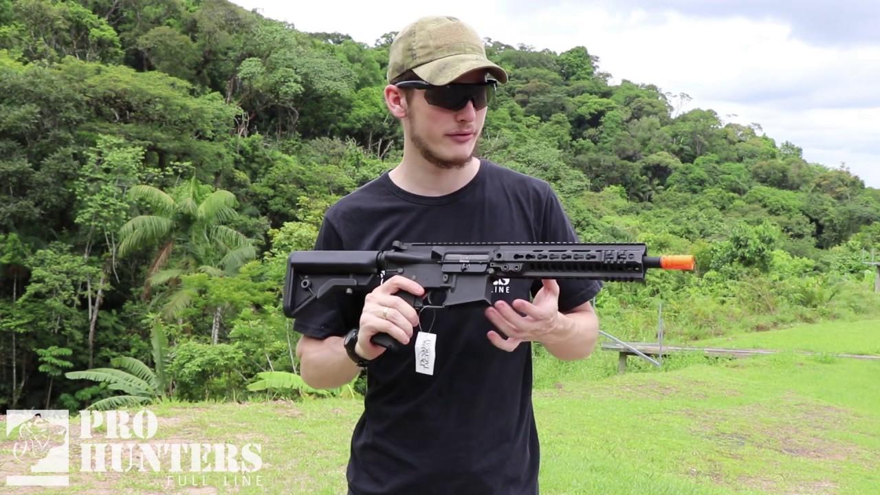 Rifle de airsoft MK4 SMR 10 5