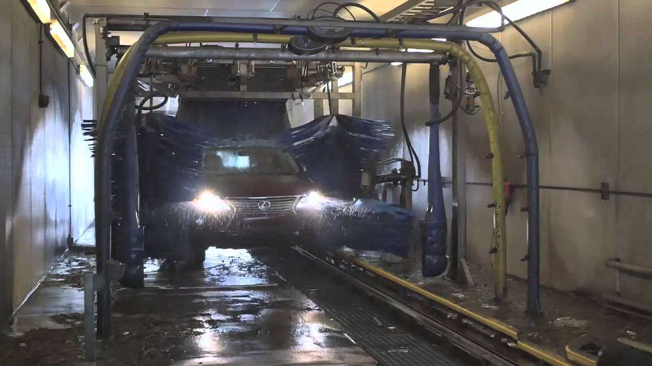 Nalley Lexus Galleria 5000 Mile Service Interval - YouTube